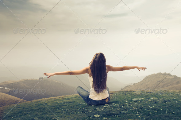 Breathe - Stock Photo - Images