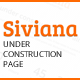 Siviana Under Construction - Coming Soon Theme - ThemeForest Item for Sale