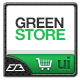 Green Store - Shopping User Interface - GraphicRiver Item for Sale