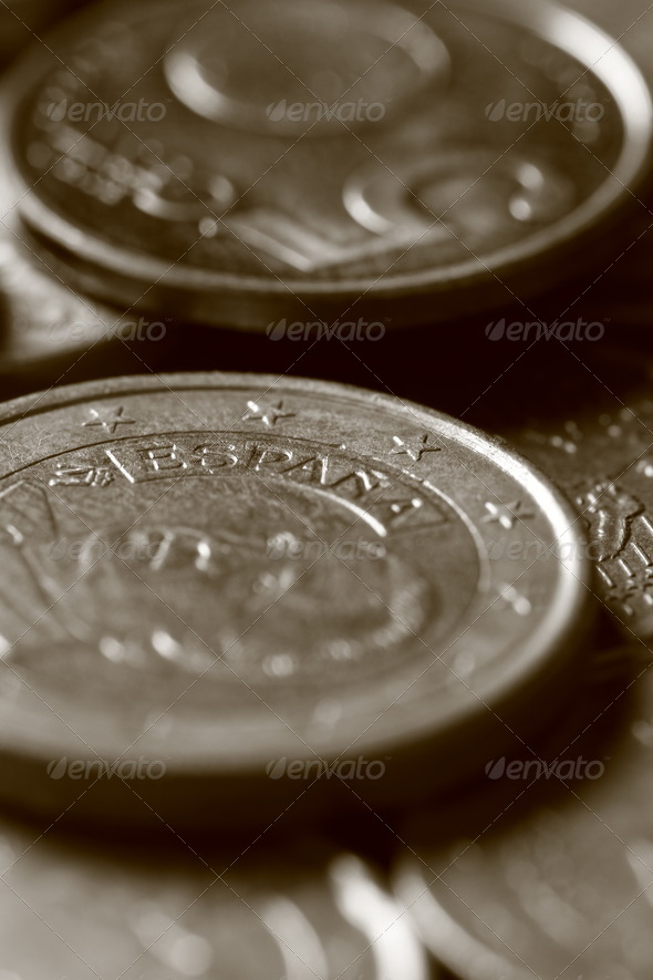 Euro Crisis - Stock Photo - Images