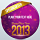 New Year Web Banners - GraphicRiver Item for Sale