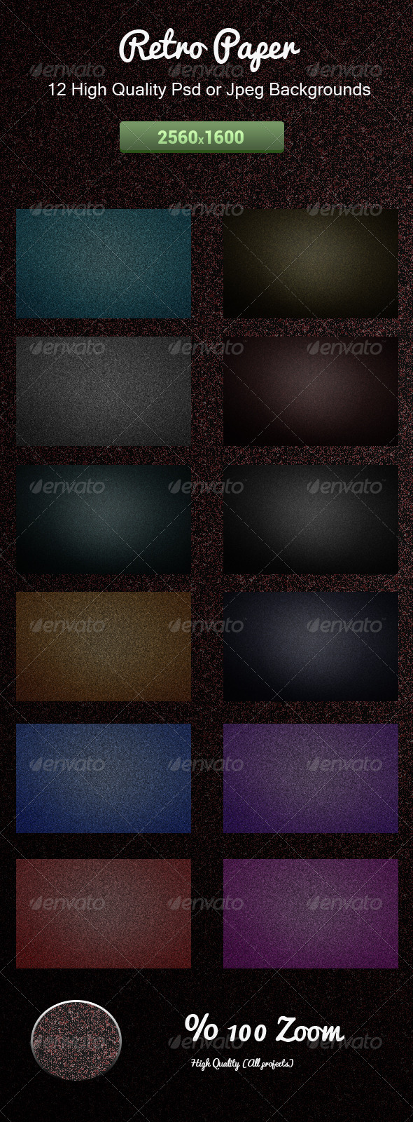 Retro Paper Background - Abstract Backgrounds