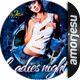 Ladies Night Flyer Template V5 - GraphicRiver Item for Sale