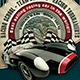 Auto Retro Flyer - GraphicRiver Item for Sale