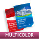 Multicolor 8 page A4 Brochure - GraphicRiver Item for Sale