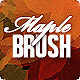 Maple HQ Brush Set - with source PSD - GraphicRiver Item for Sale