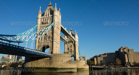 Tower bridge - Stock Photo - Images