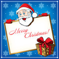 Christmas Santa. Greeting card - PhotoDune Item for Sale