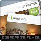 Luna Corporate Flyer - GraphicRiver Item for Sale