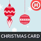 Illustrated Christmas Card - GraphicRiver Item for Sale