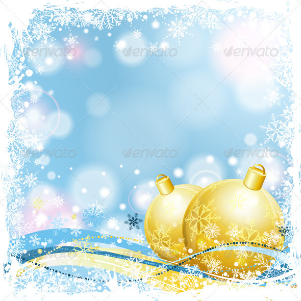 GraphicRiver Christmas Card 3484035