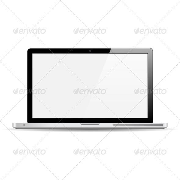GraphicRiver Modern Laptop 3484047