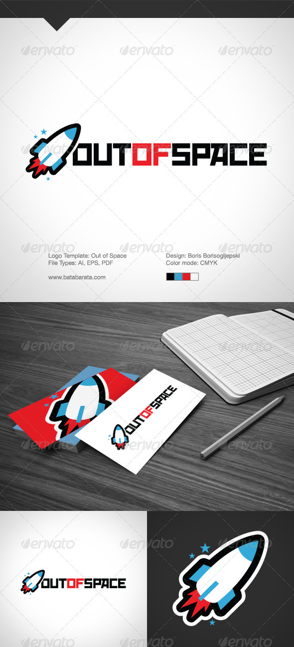 GraphicRiver Out Of Space 3468390