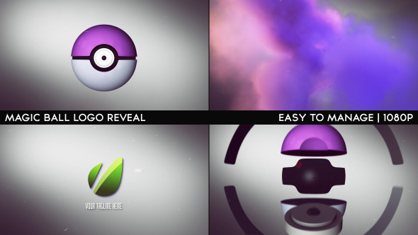 VideoHive Magic Ball 3485452