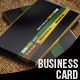 Blocking Business Card - GraphicRiver Item for Sale