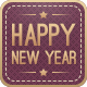 FB Cover - Happy New Year - GraphicRiver Item for Sale