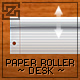 PAPER ROLLER :: desk - ActiveDen Item for Sale
