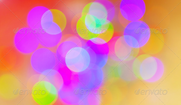 Christmas colorful background - Stock Photo - Images