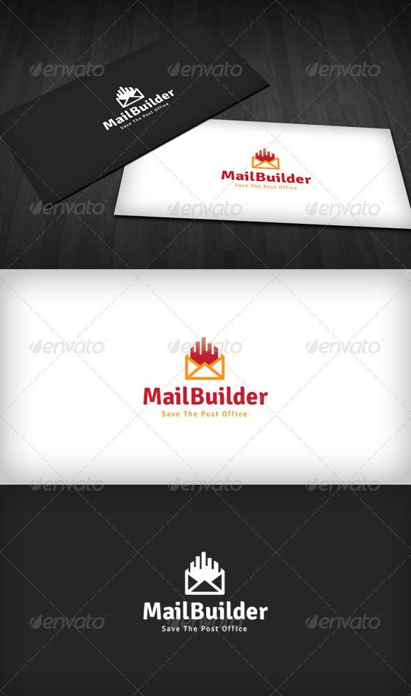 GraphicRiver Mail Builder Logo 3491688
