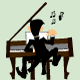 Pianist - GraphicRiver Item for Sale