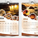 Executive Calendar Template 2014 - GraphicRiver Item for Sale