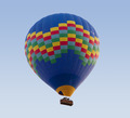 Hot Air Balloon up and away - PhotoDune Item for Sale