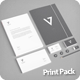 Seven Vector Branding Print Pack - GraphicRiver Item for Sale