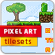 Pixel Art Scene for Game - GraphicRiver Item for Sale