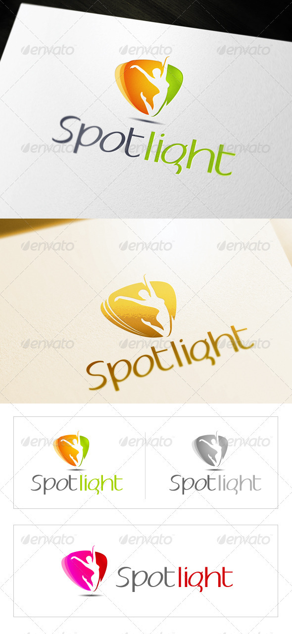 GraphicRiver SpotLight 3487552