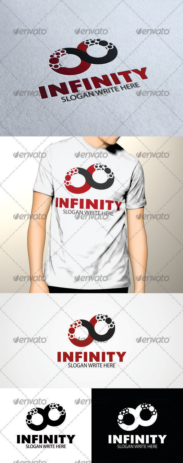 GraphicRiver Infinity Logo Template 3483417