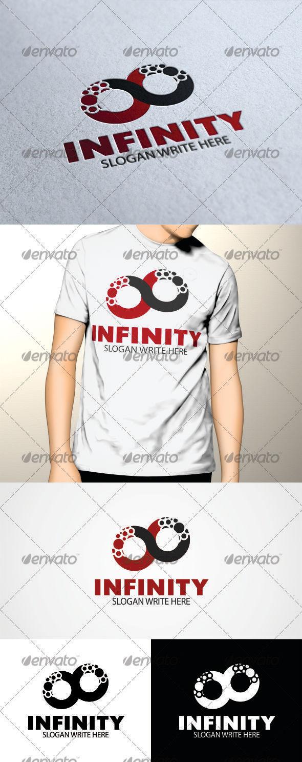 GraphicRiver Infinity Logo Template 3483417