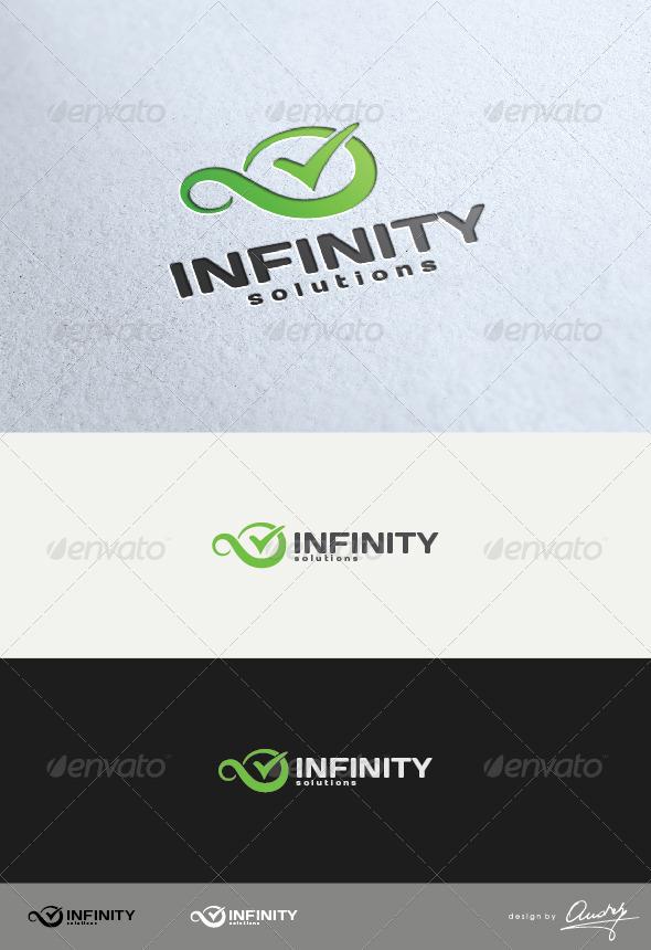 GraphicRiver Infinity logo 3502157