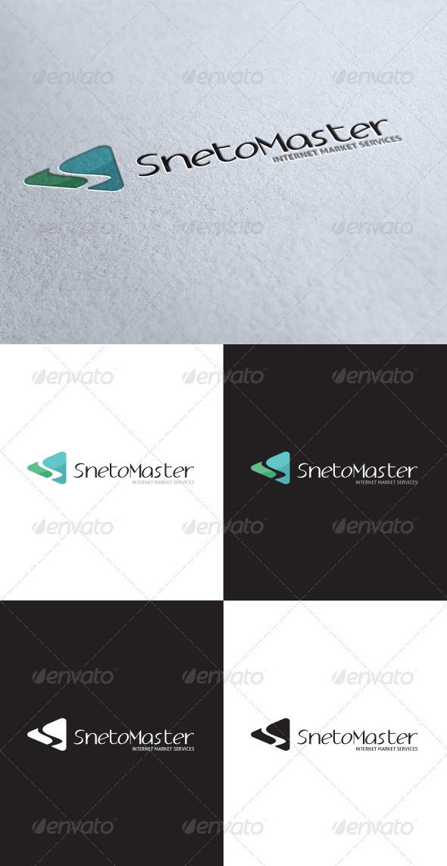 GraphicRiver S-Net Master Logo 3503314