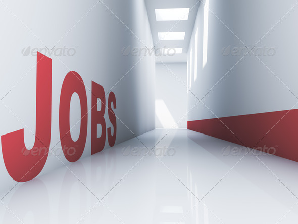 Jobs - Stock Photo - Images