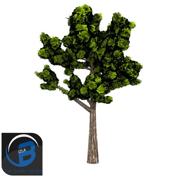 3DOcean Tree 1 3505185