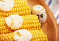 Tasty boiled corncob - PhotoDune Item for Sale