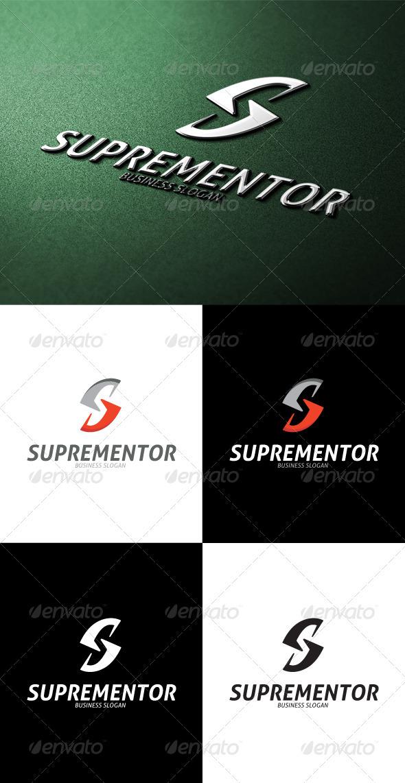 GraphicRiver Suprementor S Letter Logo 3507715