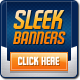 Sleek Web Banners Package - GraphicRiver Item for Sale