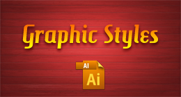 Adobe Illustrator Graphic Styles