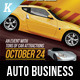 Premium Automotive Business Flyers - GraphicRiver Item for Sale
