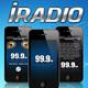 iRadio iPhone App - बिक्री के लिए WorldWideScripts.net आइटम