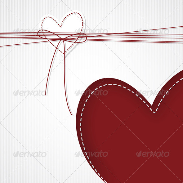 GraphicRiver Two Hearts 3515470