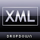 XML Dropdown Menu - ActiveDen Item for Sale
