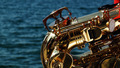 Saxophone at the Sea - PhotoDune Item for Sale