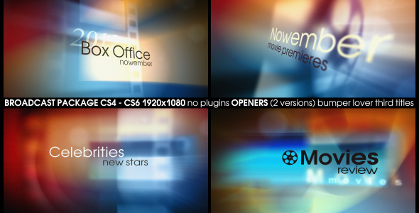 VideoHive Movies Review 3484467