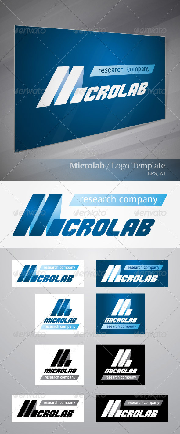 GraphicRiver Microlab 3507771