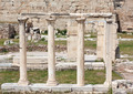 Ruins in Roman Agora of Athens, Greece - PhotoDune Item for Sale