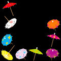 Umbrella border - PhotoDune Item for Sale