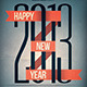 New Year Flyer / Poster - GraphicRiver Item for Sale