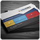 Corporate Business Card 21 - GraphicRiver Item for Sale